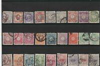 japan early stamps ref r12784