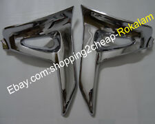 Chrome Triangle Cover For Honda GoldWing GL 1800 GL1800 Chrome Modified Parts