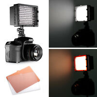 Pro CN-126 LED Video Light for Canon Nikon DSLR Camera DV Camcorder