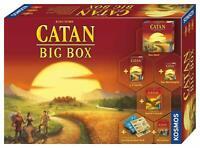 Asmodee Catan: Big Box Jeux de Société