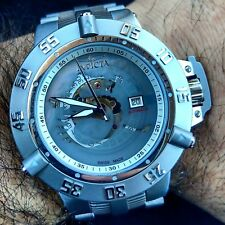 INVICTA 0408 Subaqua Noma III Stainless Steel Dragon Men's automatic Watch