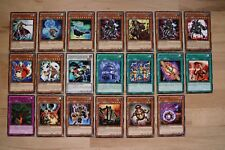 Starstrike Blast (STBL) Silver Title Rare Yugioh Cards 1st Edition or Unlimited