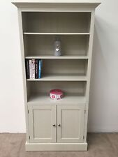 New Solid Pine Cupboard Base Bookcase / Hobby / Larder / Kitchen Unit That Split