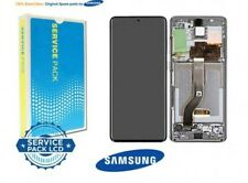 Samsung Galaxy S20 plus Display LCD Schwarz/Grau Original + Touch Screen