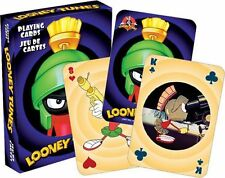 MARVIN THE MARTIAN - LOONEY TUNES - PLAYING CARD DECK - 52 CARDS NEW - 52316