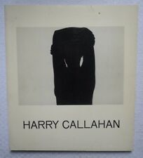 Harry Callahan The Museum of Modern Art New York Softcover Photography Book 1967