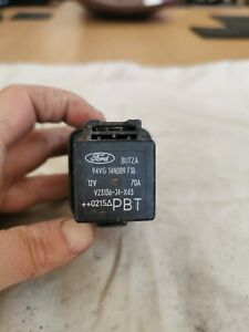 Ford Range Rover glow plug relay