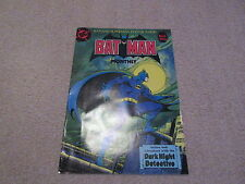 BATMAN MONTHLY ISSUE NO 5-1988 DC COMICS  + free Poster- DC LONDON EDITIONS- vgc