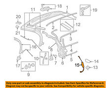 GM OEM Convertible/soft Top-Cable 19120272