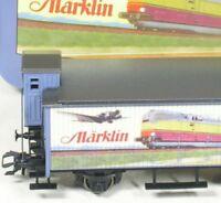 H0 ged. Güterwagen m. Brhs. Modellbahntreff 2005 Märklin 94270 NEU OVP