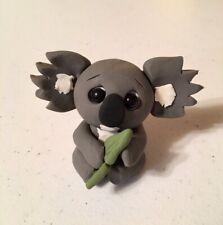 Little Handmade Koala Bear Figurine
