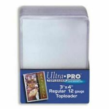 """White Trading CCG Divider Cards Horizontal Standard 20 Mil 2-3//4/"""" x 3-3//4/"""" 100"""