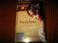 NORAH JONES FEELS LIKE HOME MADE IN BULGARIA CASSETTE Bulgarian Edition Rare New