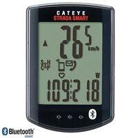 Cat Eye Strada Smart Cyclocomputer, Bike Computer Only, Bluetooth Smart