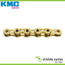 Gold Bike Chain YBN SH410 Single Speed Track Chain 1//2 X 1//8 110 Links
