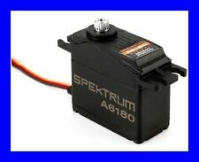 SPEKTRUM A6180 MG DIGITAL HIGH TORQUE WATERPROOF METAL GEAR RC SERVO SPMSA6180