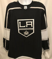 Adidas LA Los Angeles Kings Authentic Pro NHL Hockey Jersey Mens Size 46 NWT