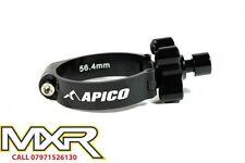 Apico Launch Control Holeshot Dispositivo Honda CRF 250 2004-2017 450 2004-2017 Negro