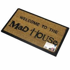 Door Mat Home Entrance Floor Carpet Slip Resistant Rug Dirt Catcher Clean Shoes