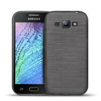 Schutz Hülle für Samsung Galaxy J1 2015 J100 Silikon Case Handy Tasche Cover