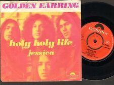 "GOLDEN EARRING Holy Holy Life SINGLE 7"" Polydor Holland JESSICA Golden Earrings"