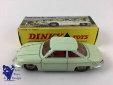 Véhicules miniatures verts Dinky pour Panhard