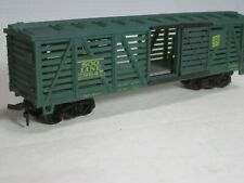 Ho scale Soo Lines, boxcar, good condition, in storage for over 10 years!