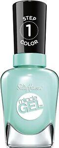 Sally Hansen Miracle Gel Nail Polish At-home gel manicure, 24 B Girl