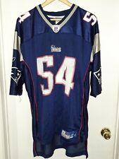 Tedy Bruschi New England Patriots #54 Nfl Football Jersey-Size Xl-Reebok