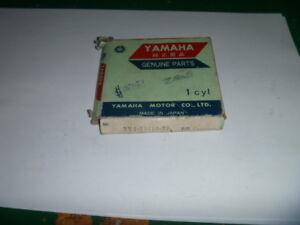 Yamaha XT250 Singe Overhead Cam TT250 1980-1982  Pn 3Y1-11610-30 3rd O/S .75mm