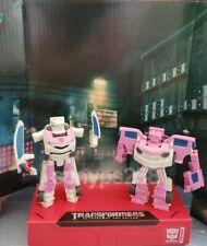 Transformers SKIDS MUDFLAP Ice Cream Legends EZ Collection Vol. 5 Legion Takara