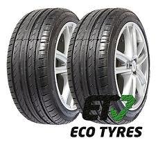 2X Tyres 225 35 R19 88W XL HIFLY HF805 M+S E E 72dB
