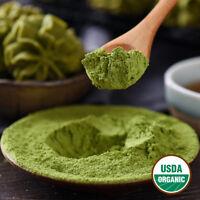 Certified Organic Matcha Ultrafine 100% Stone Ground