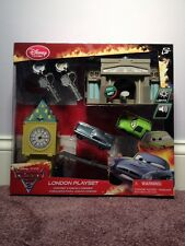 Disney Cars 2 London Playset
