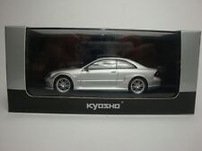 MERCEDES-BENZ CLK DTM AMG COUPE STREET VERSION SILVER KYOSHO 03218S 1:43