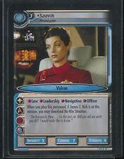 Star Trek Genesis Foil Saavik, Protege 11P21 011P21