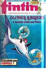 B20- Tintin N°558 Olivier Rameau