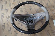 1 Mercedes CLS W219 r230 w171 SLK SL Holzlenkrad Leder Holz Lenkrad wheel