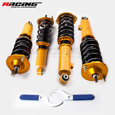 Coil Spring Struts For Mazda Miata MX5 MX-5 NA NB 1990-2005 Coilovers Suspension