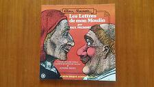 Album Disque Audio Visuel « Les Lettres De Mon Moulin» Collection Alors, Raconte