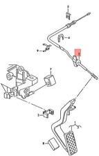 Genuine Volkswagen Accelerator Cable LHD NOS AUDI VW A4 Avant 8D1721555AS
