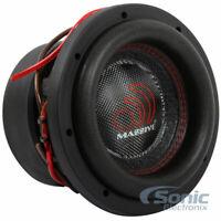 "MASSIVE HIPPOXL84 - 8"" Dual 4 Ohm Car Audio Subwoofer 1400W"