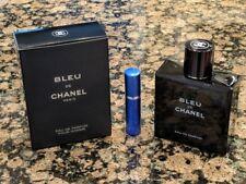 Chanel -  Bleu De Chanel EDP - 5ml Sample in Refillable Atomizer