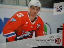 421 Danny Richmond Adler Mannheim CHL 2014-15