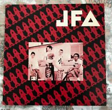 JFA VALLEY OF THE YAKES LP green 1983 Skate Punk EX/NM Phoenix AZ THRASHER