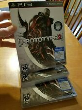 PS3 Prototype 2 WALMART LIMITED RADNET EDITION BRAND NEW FACTORY SEALED