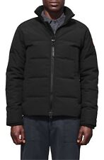 Canada Goose Woolford Down Men's Black Bomber Jacket Size Small