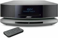 Bose Wave Sound Touch DAB Music System IV (geeignet für Alexa) Weiss silber