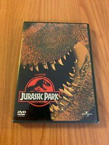 DVD JURASSIC PARK UN FILM DI STEVEN SPIELBERG