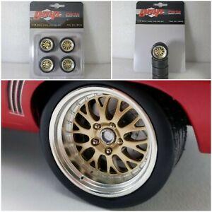 1:18 gmp Wheel & Tyre Set  #18946